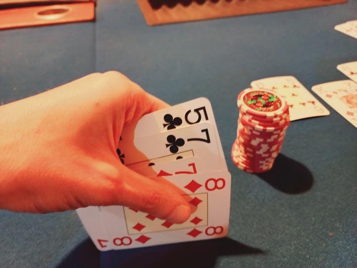 Omaha poker variations