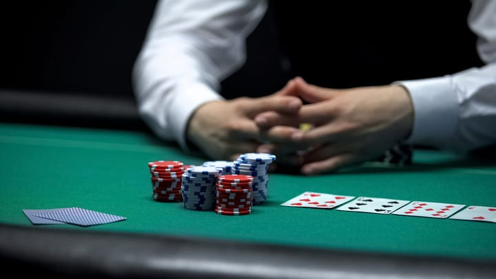 Patience is important for slots and poker players