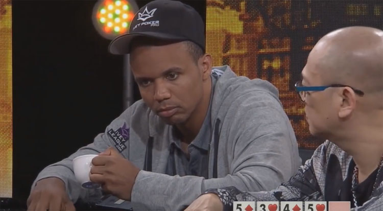 Phil Ivey baccarat story