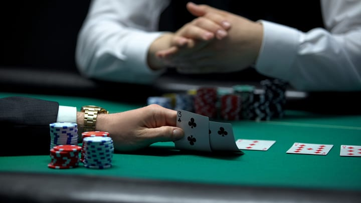 Poker swings cant be avoided with stop loss