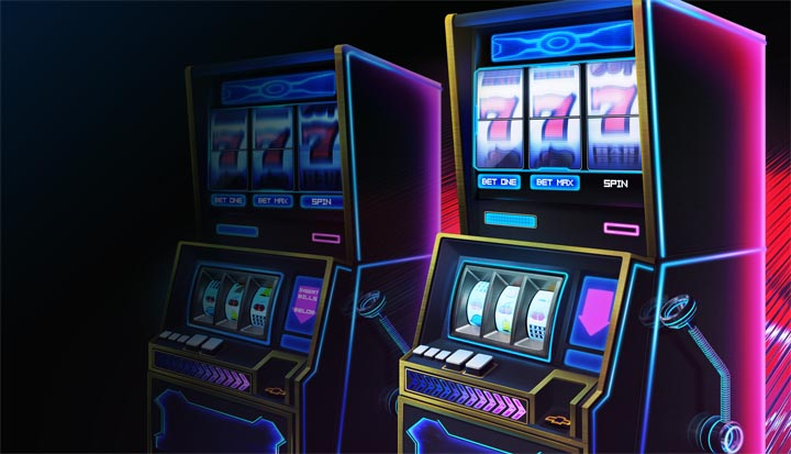 Slot machine terms - paylines