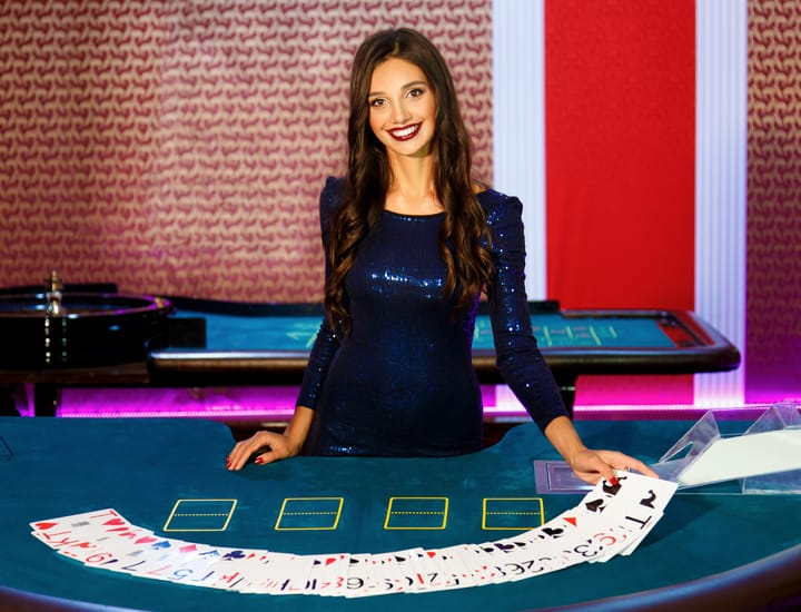 Try live online poker for some action