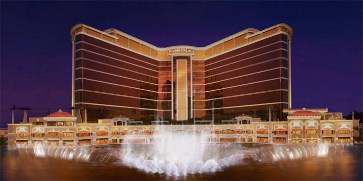 Wynn Palace Macau - Worlds biggest casinos