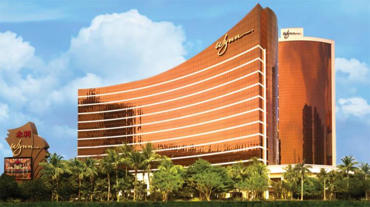 Wynn Macau - biggest world casinos