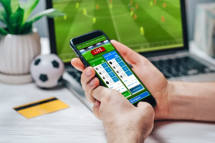 Best strategy for live betting