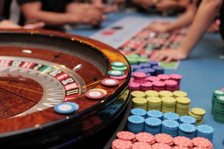 Casino house edge in roulette