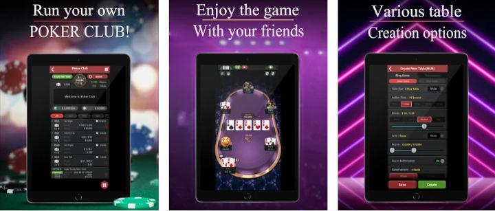 ClubGG poker app