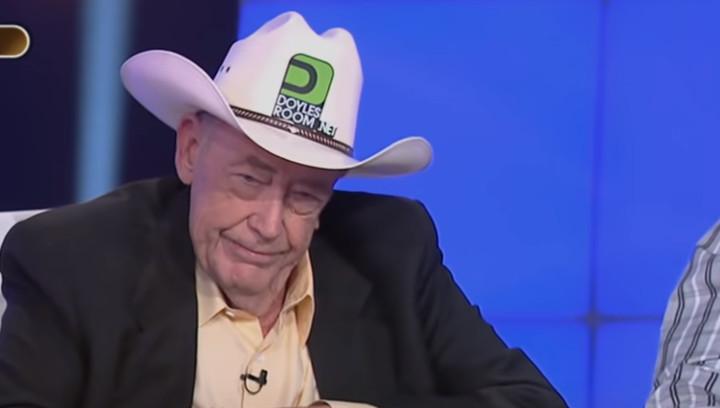 Doyle Brunson poker career