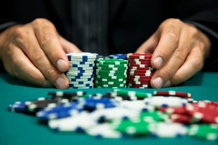 GTO in live poker