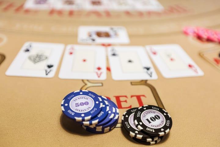 Poker kasino online langsung selalu tersedia