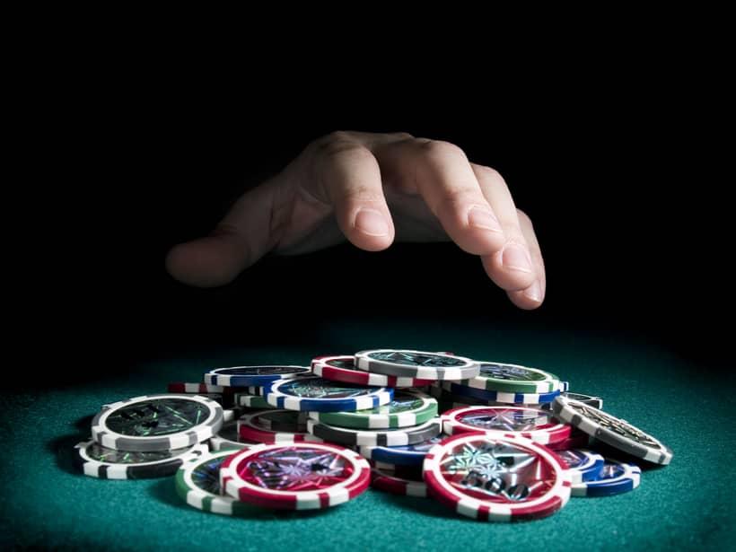 Sesi kalah adalah bagian dari poker