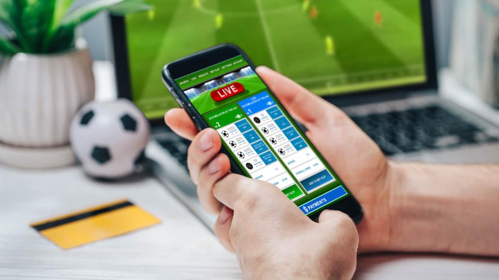 Online vs in-store betting