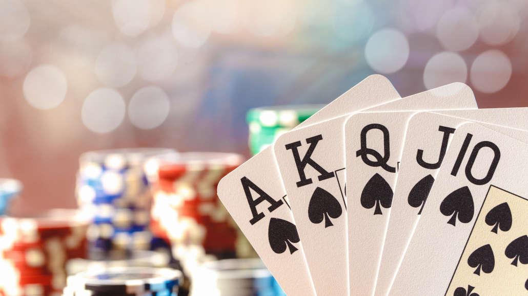 Origins of poker
