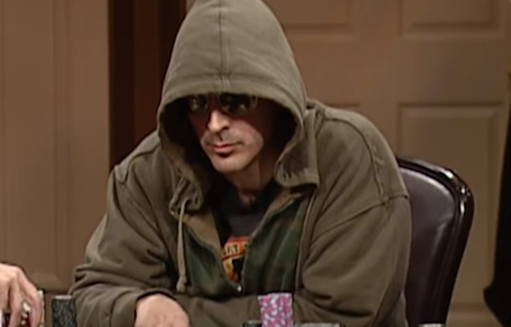 Phil Laak poker story