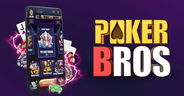 Pokerbros online poker app