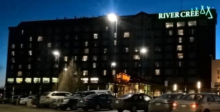 River Cree Hotel Casino