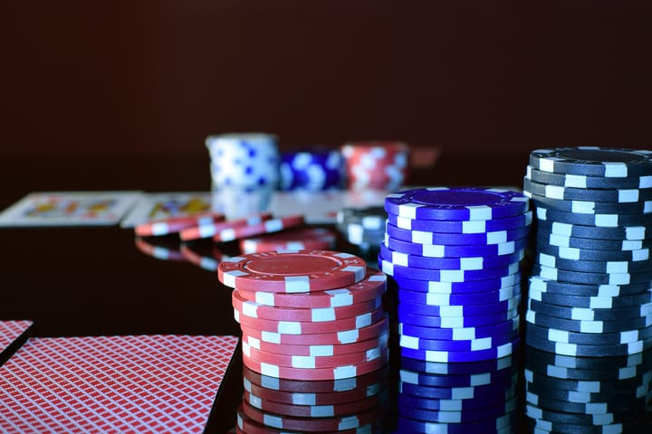 Table selection and poker