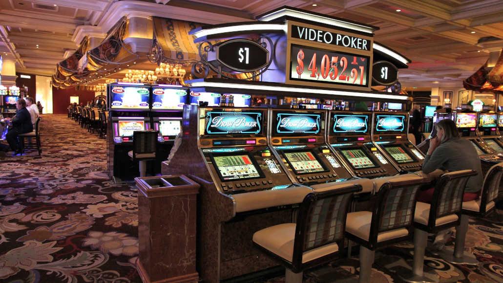 Video poker odds