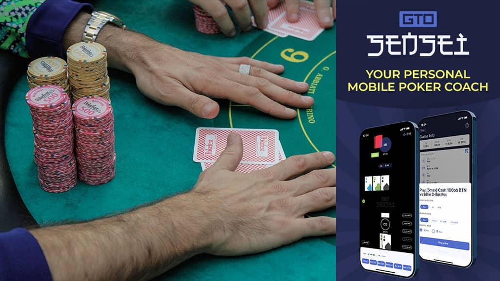 gto in live poker games