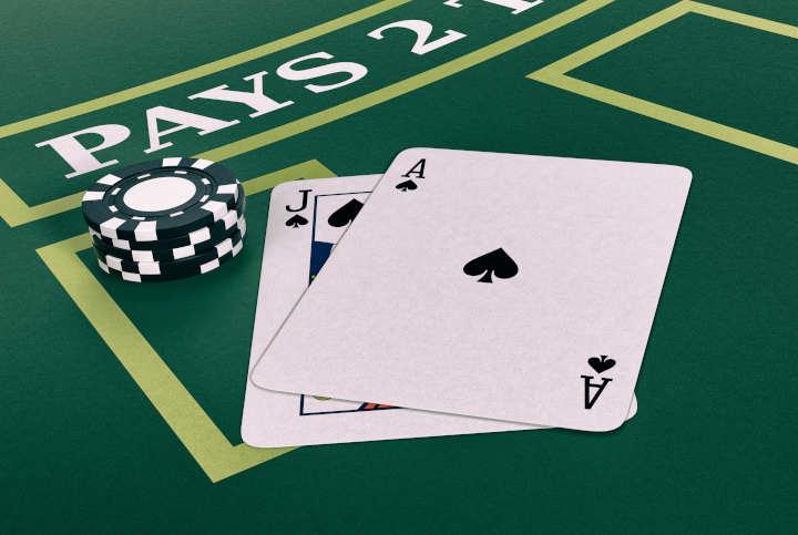 Blackjack betting strategies