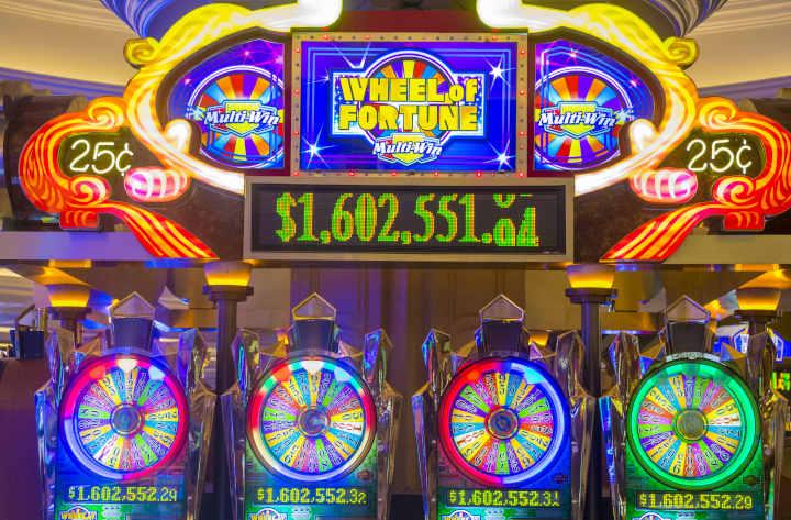 Mengejar kemenangan jackpot