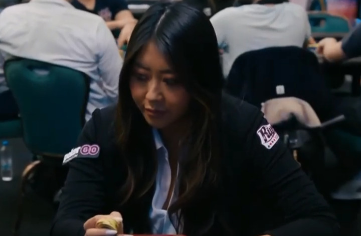 Karier poker Maria Ho