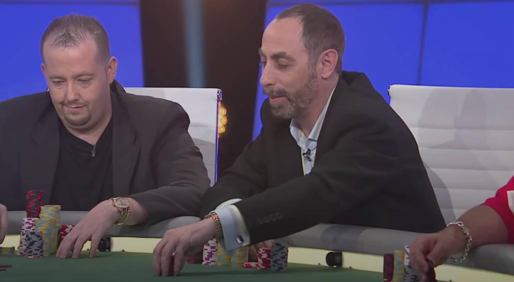 Barry Greenstein poker journey