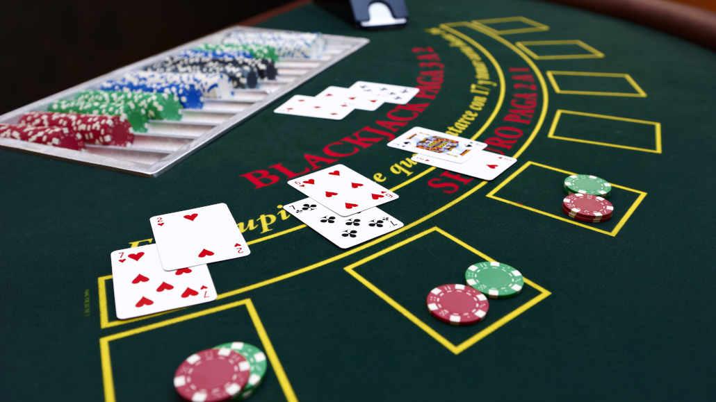 Aturan menyerah blackjack