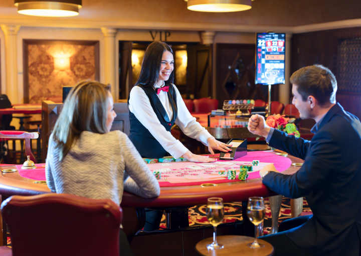 Permainan kasino yang membutuhkan keterampilan