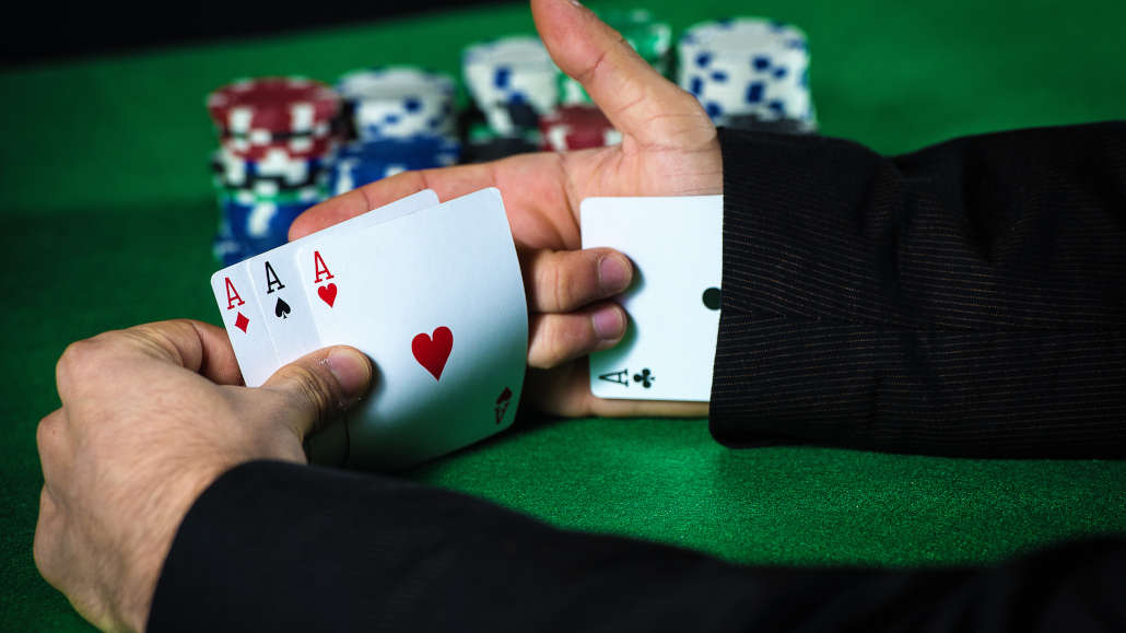 Famous poker cheats