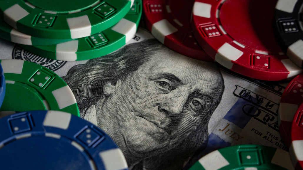 Handle big poker swings