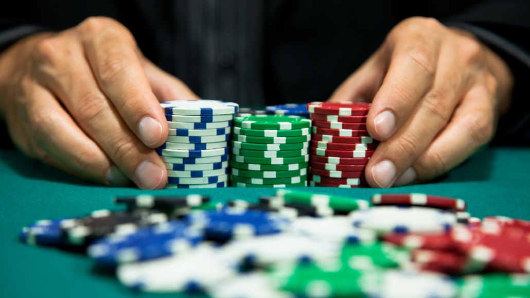 Have fun playing poker