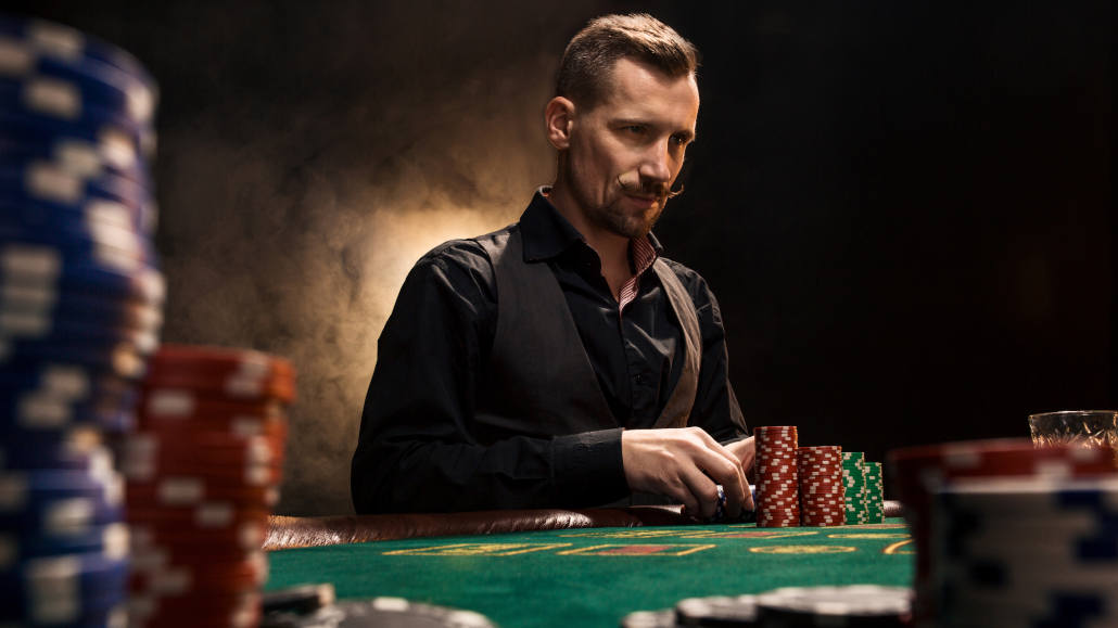 Mental state and poker