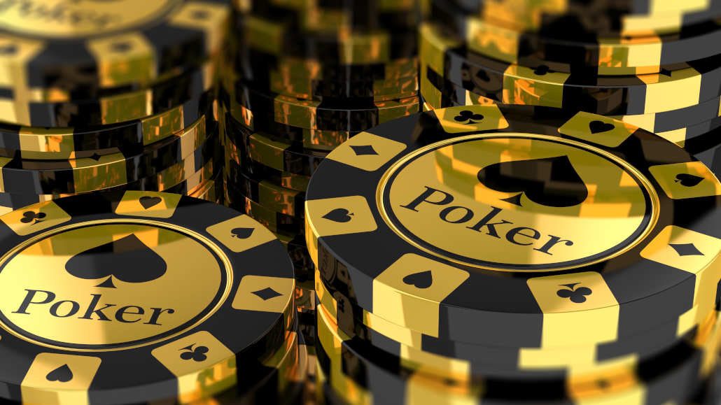 Moving up stakes in poker