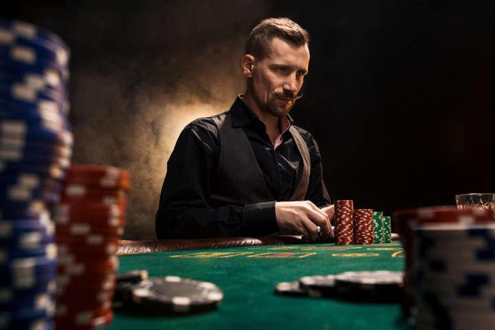 Poker as an inspiration