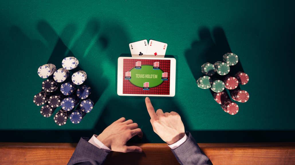Poker random number generator