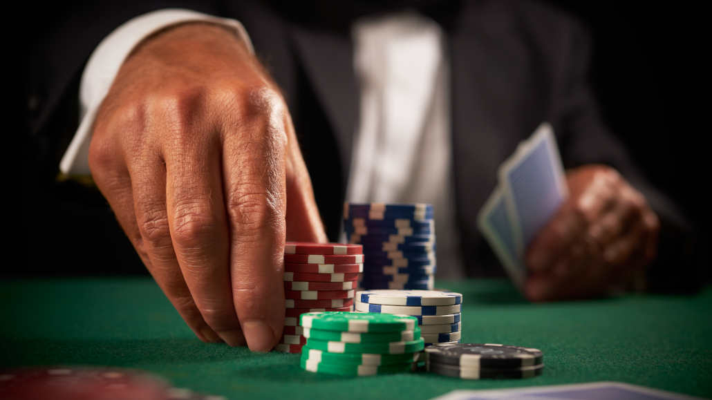 Practice makes perfect in poker