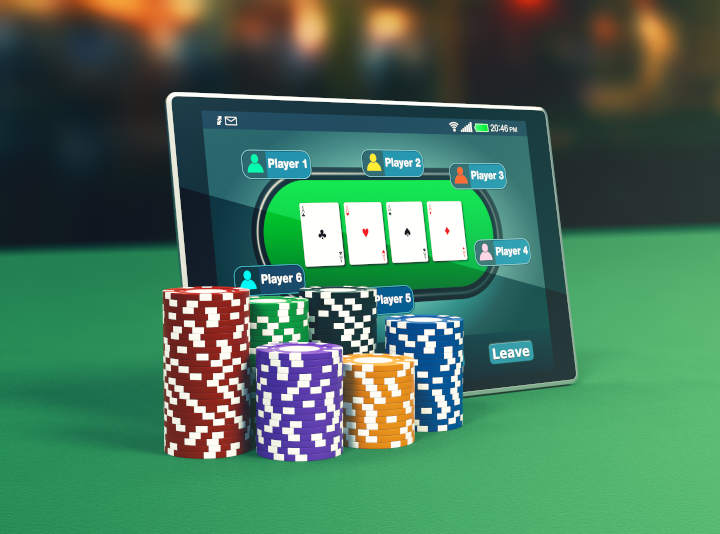 Perangkat lunak poker Inggris berkualitas