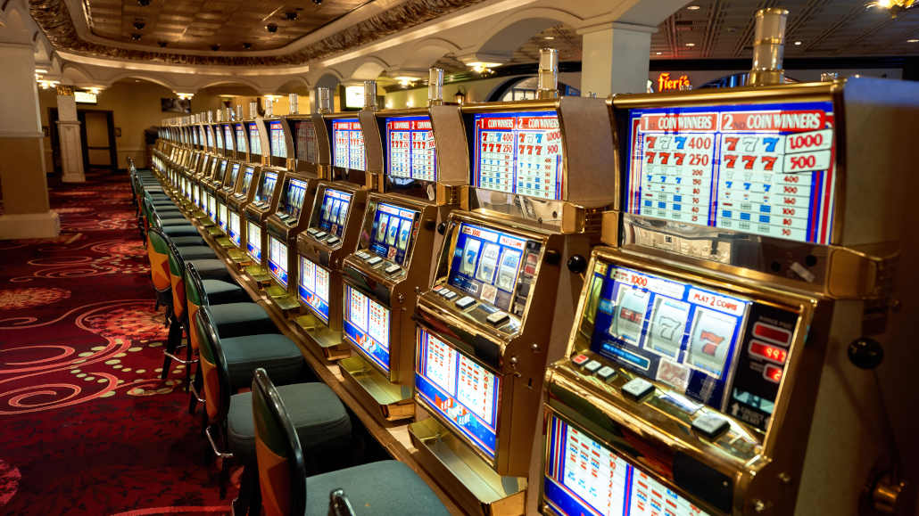 Things learned from slots