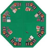 VIVOHOME poker table top