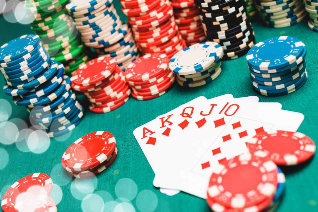 Festival game campuran WSOP