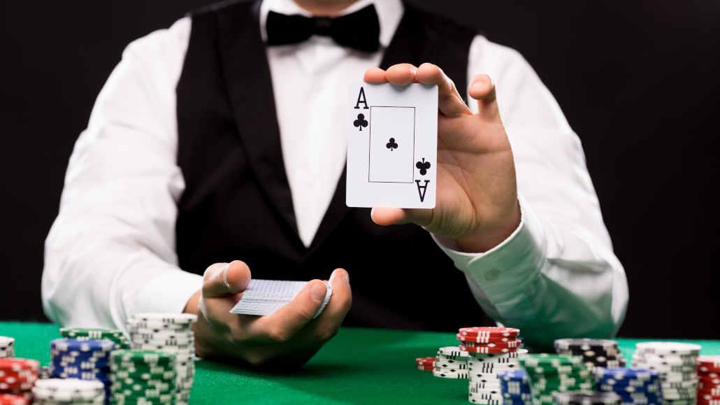 Kapan harus menyerah di blackjack