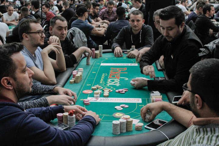 esports and poker tournaments
