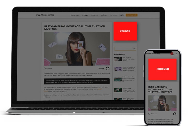 sitewide advertising banners