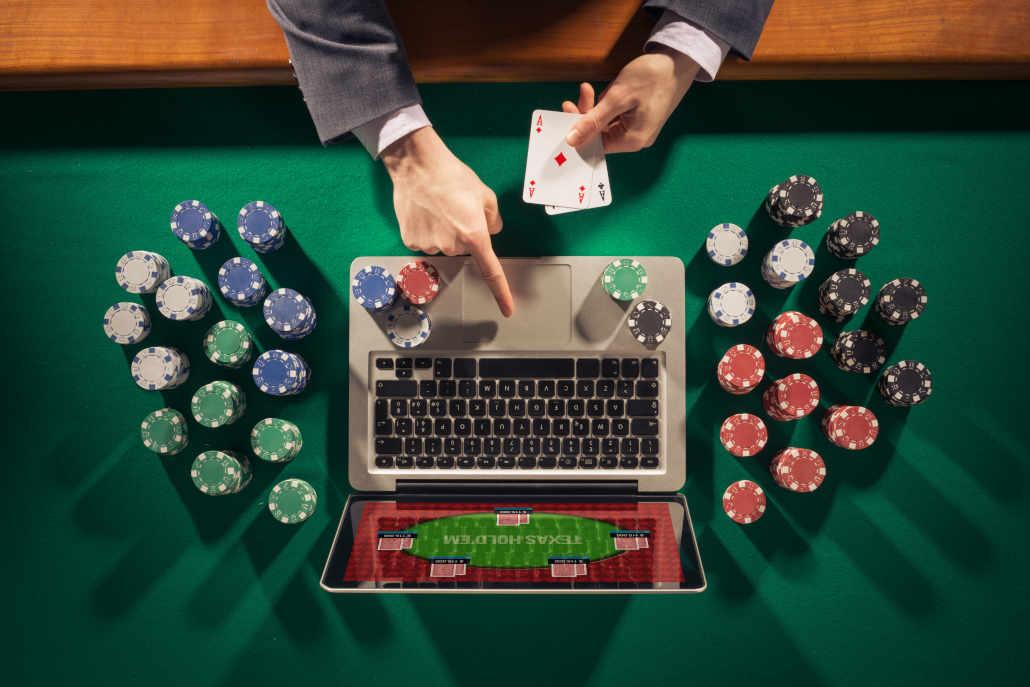 Avoid online poker bots