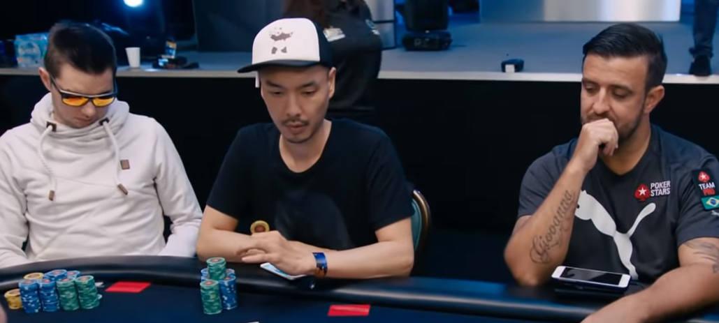 Chino Rheem Poker Journey