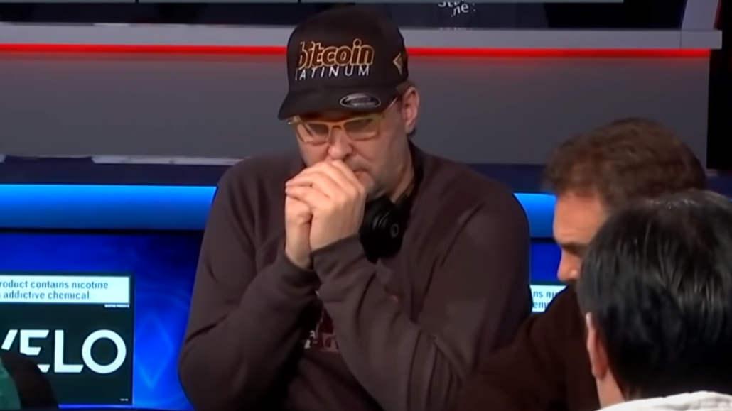 Hellmuth 16 WSOP bracelets