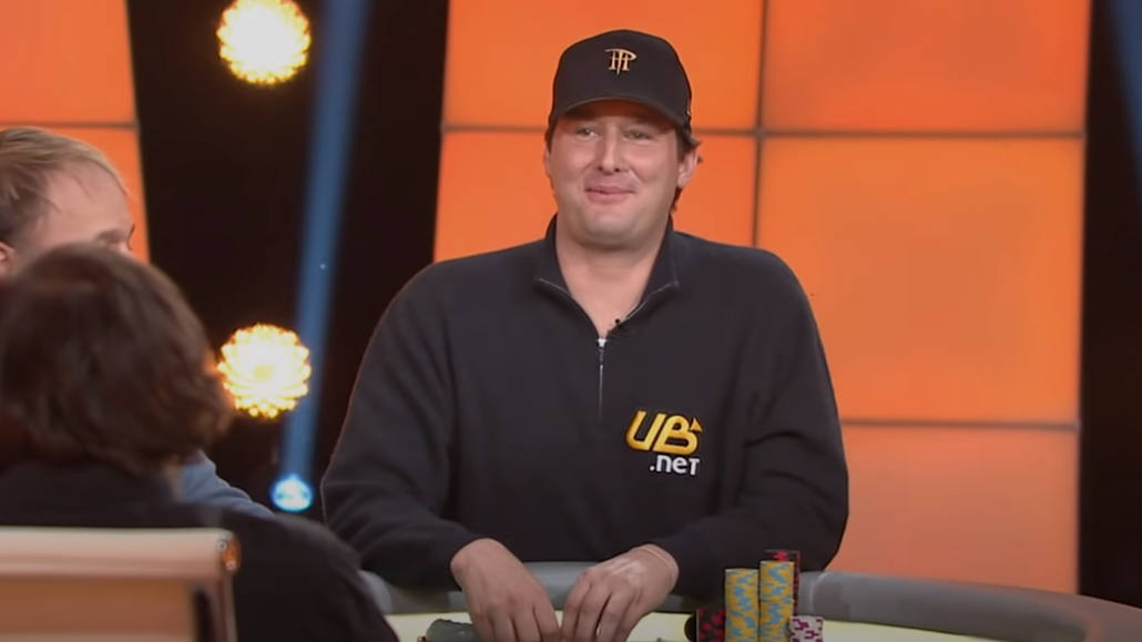 Phil Hellmuth HORSE final table