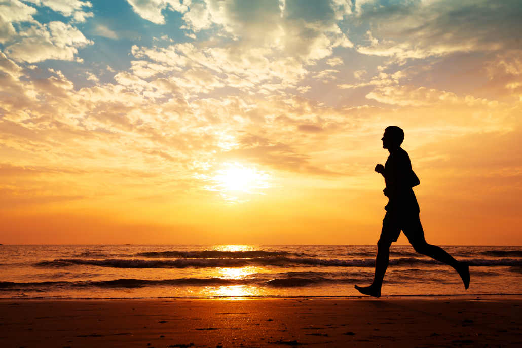 Poker motivation and physical fitness