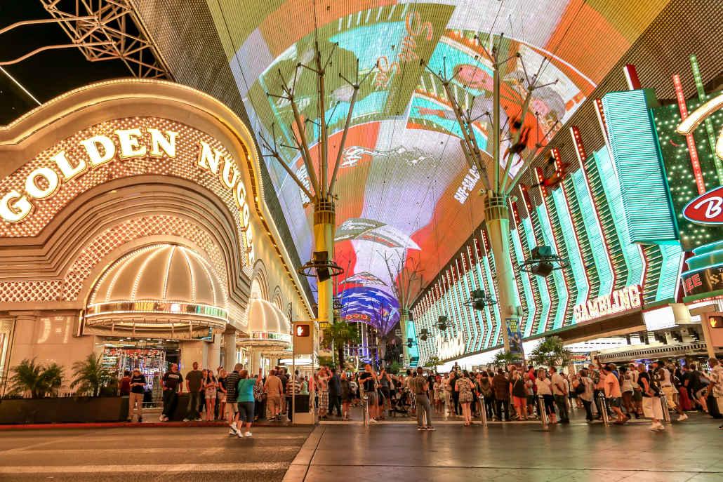 Top Las Vegas Casinos - Golden Nugget